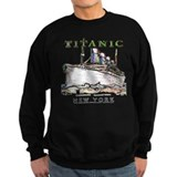 Titanic Neon (white) Jumper Sweater