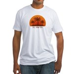 St. Martin Fitted T-Shirt