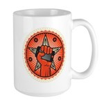Rise Up Revolution Large Mug