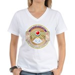 Pr Ntr Kmt Women's V-Neck T-Shirt