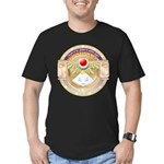 Pr Ntr Kmt Men's Fitted T-Shirt (dark)