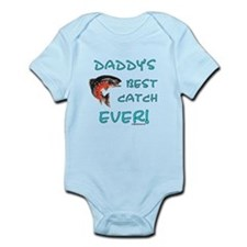 Daddy's best catch ever Onesie