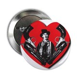 "I Love Billy the Kid 2.25"" Button"