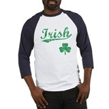 Irish Sports Style Baseball Jersey