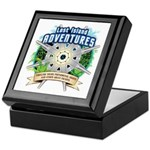 Lost Island Adventures Keepsake Box