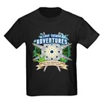 Lost Island Adventures Kids Dark T-Shirt