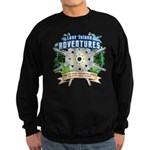 Lost Island Adventures Sweatshirt (dark)