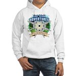 Lost Island Adventures Hooded Sweatshirt