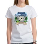 Lost Island Adventures Women's T-Shirt