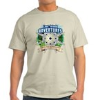 Lost Island Adventures Light T-Shirt