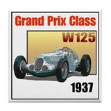 Cool Grand prix Tile Coaster