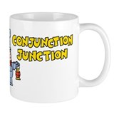 Conjunction Junction Small Mug
