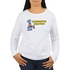 Conjunction Junction Women's Long Sleeve T-Shirt