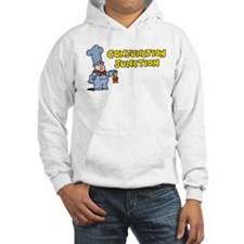 Conjunction Junction Hooded Sweatshirt