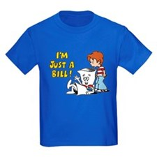 Just a Bill Kids Dark T-Shirt