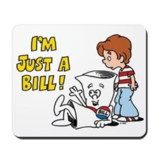 Just a Bill Mousepad