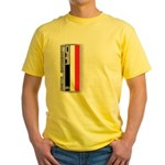 Musclecars V Yellow T-Shirt