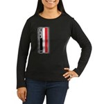 Musclecars V Women's Long Sleeve Dark T-Shirt