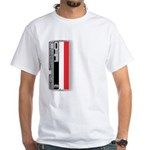 Musclecars V White T-Shirt