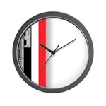Musclecars V Wall Clock