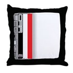 Musclecars V Throw Pillow