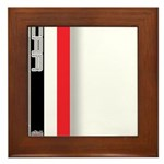 Musclecars V Framed Tile