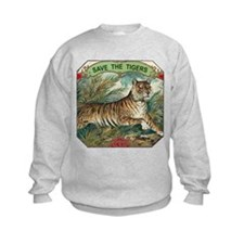 Save The Tigers Sweatshirt