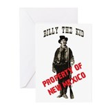 Property of New Mexico Greeting Cards (Pk of 10)