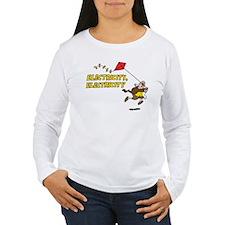 Electricity Women's Long Sleeve T-Shirt
