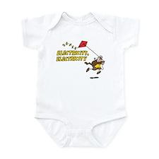 Electricity Infant Bodysuit