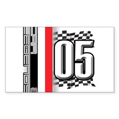 MRF 05 Sticker (Rectangle)