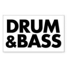 Drum&Bass Decal