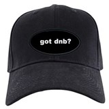 got dnb? Baseball Hat