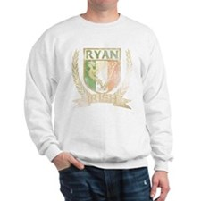 Ryan Irish Crest Sweatshirt