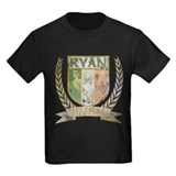 Ryan Irish Crest T