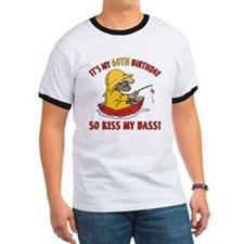 Fishing Gag Gift For 60th Birthday T