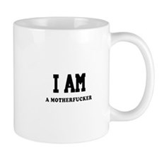 Unique I am Mug