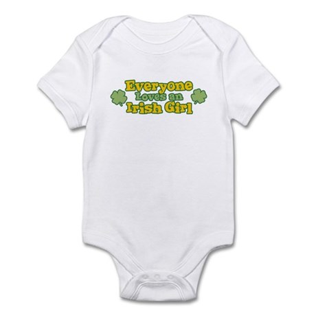 Irish Girl Infant Bodysuit