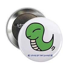"Year of the Snake 2.25"" Button (100 pack)"