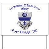1st Bn 325th ABN Inf Yard Sign