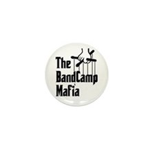 Band Camp Mafia Mini Button (10 pack)