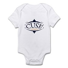 Cute Syracuse orange Infant Bodysuit