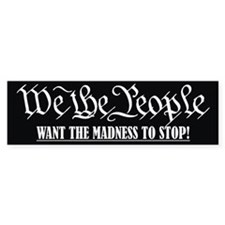 Stop the Madness (Bumper)