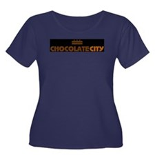 Chocolate City v5.5 Women's Plus Size Scoop Neck D