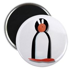 "Porno Penguin the 2.25"" Magnet (100 pack)"