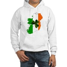Map of United Ireland Hoodie