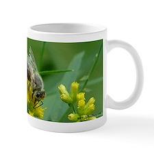 Honeybee On Ohio Goldenrod Flower Mug