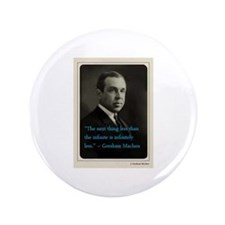 "Gresham Machen 3.5"" Button (100 pack)"