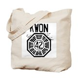 Kwon - 42 - LOST Tote Bag