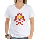 Lil' VonSkully Women's V-Neck T-Shirt